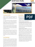 Fabrinet Thailand Case Study