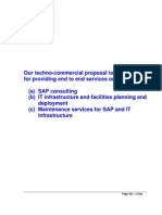 Cement Industry SAP