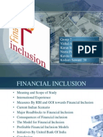 role of bc bf in financial inclusion The success of india's financial inclusion efforts hinges unless and until bf services is coupled with bc service and a wide range of a new role for.