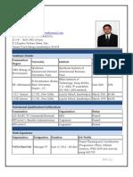CV Abhinav Kumar