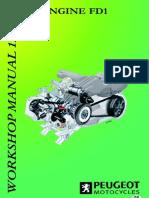 Peugeot[1].Fd1 -4t 125cc Engine Workshop Manual