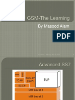 GSM the Learning