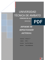 Informe Final Hipertension