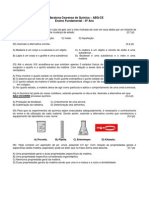 XI Maratona Cearense de Quimica 8o Ano.pdf - XI