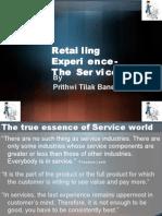 Retailing Experiences
