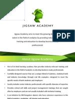 Analytics Brochure
