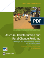 Structural Transformation and Rural Change Revisited