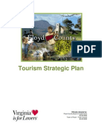 2010 Floyd County Tourism Plan Draft