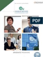 Study International EURUNI Graduate Programmes
