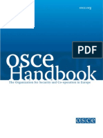 OSCE Handbook
