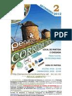 Penacova-regulamento e informações PENACOVA 2012
