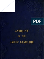 On Antiquity of Gae 00 Mac i