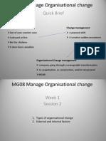 MG08 Manage Organisational Change2