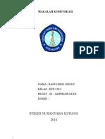 MAKALAH TENTANG KOMUNIKASI.doc