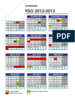 Calendario 2012_2013 - CEIP José Ortega Valderrama de Pradejón