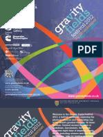 Gravity Fields Festival Guide