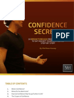 GTG Confidence Secrets