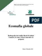 Dossier Ecomafia Globale