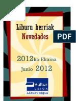 2012ko ekaina -- Junio 2012