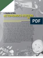 NRL Autonomous Systems Research Timeline