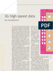 3G High-speed Data an Introduction-3G Strategies for Operators