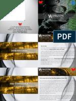 Horizon 12 Brochure