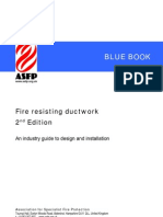 Aspf Blue Book - Fire Resisting Ductwork