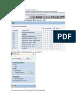 QM - Avaliação de Fornecedor - Standard SAP - Configuração