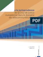 Guide Jurisprudence Telecoms Cjce