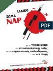 Κείμενο εργασίας για το Πανελλαδικό Σώμα του ΝΑΡ 2012