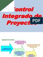 Control Integrado de Proyectos