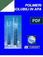Polimeri Solubili in Apa