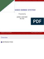 fpga based embeded system seminar pt