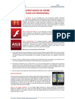 Curso - UDH - Adobe Flash CS3 Profesional