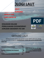 Geologi Laut