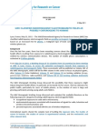 World Health Organization Places RF Radiation on B2 List of Carcinogens