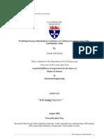 Predicting Pressure Distributions Using CFD