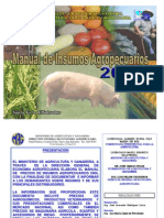 2006. MAG. Manual de Insumos Agropecuarios