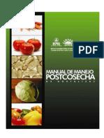 CAMAGRO. Manual de Manejo Postcosecha de Hortalizas