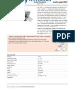 2051 Auto Folder Brochure