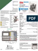 2051 Folder Manual