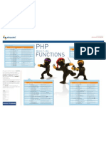 Php Reference Poster