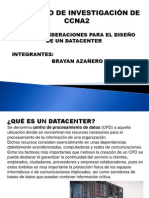 PROYECTO DE INVESTIGACIÓN DE CCNA2