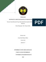 MAKALAH Bahasa Indonesia