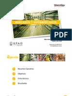 Informe Mercados y Supermercados