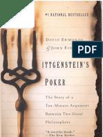 Wittgenstein's Poker 0060936649