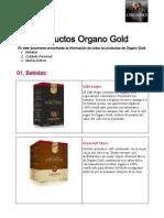 Productos OrganoGold