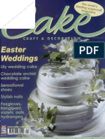 Cake Craft and Decorating April 2009