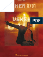 Book - 8701 - Usher (Piano)(Ly)(g)(113p)