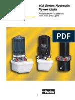 01 - 108 Series Power Units
